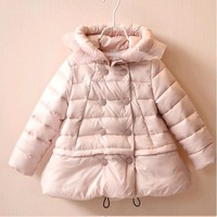 kids parka for girls coat winter jacket for girls baby girl clothes children's parka kids children's clothing girl new year