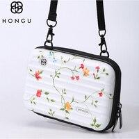 Hongu модные Дизайн бренд посланник Кошелек Вечерние сумки Для женщин через плечо Сумка Пляжная карман сумка на молнии сумка
