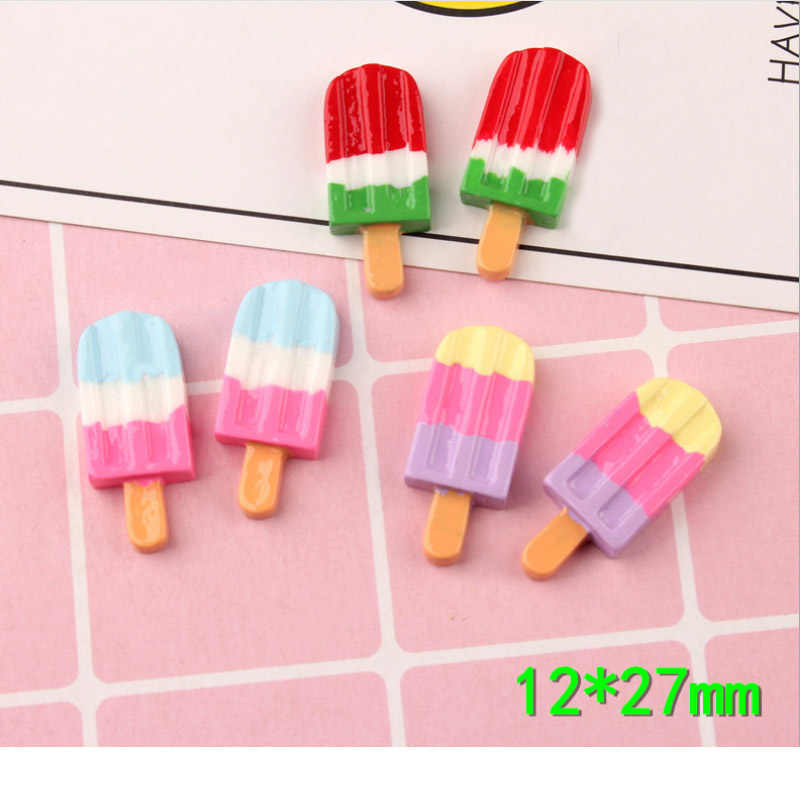 CCINEE Popsicle Resin Multiple Styles Diy Resin Accessories DIY Craft Supplies
