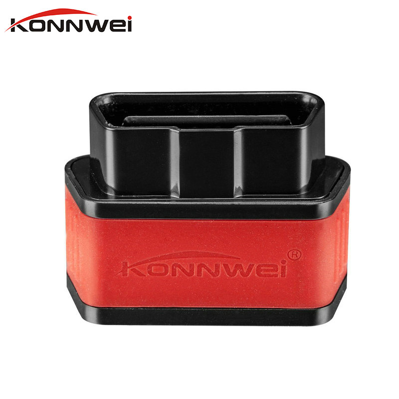 KONNWEI KW903 Elm327 pic18f25k80 OBD2 Bluetooth OBD2 Scanner Code Reader Elm 327 OBD 2 v1.5 for Android Auto Diagnostic Tool