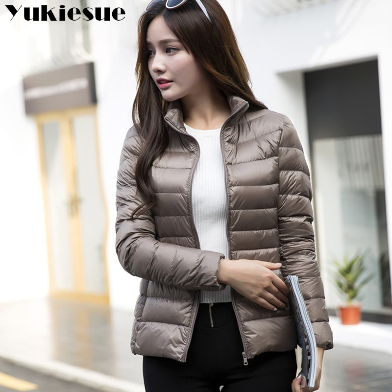 13 colours   Down   Parka 2017 winter warm Winter Jackets Women 90% White Duck   Down   Jackets Outwear   Coat   female jackets