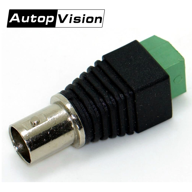 Free DHL 500pcs Cat5 to BNC Female Connector Coax for CCTV Camera BNC UTP Video Balun Connector Adapter BNC Plug For CCTV System wsfs hot 5pcs coax cat5 to cctv coaxial camera bnc male video balun connector