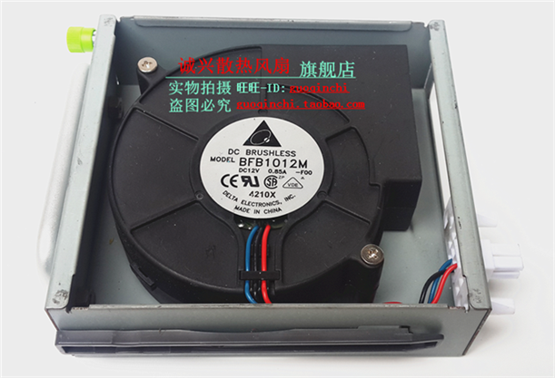 Free Delivery. Authentic F370-5962 P / N 342719300047 REV 00 BFB1012M 4210X fan msk541b 5962 8870101xc