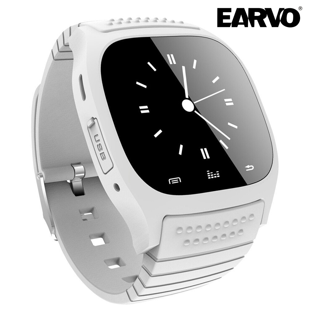 Original Sport Bluetooth Smart Watch Rwatch M26 font b Smartwatch b font Bracelet Wristband Hands free