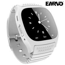 Оригинальные Спортивные Bluetooth Смарт Смотреть Rwatch M26 Smartwatch Браслет Браслет громкой Цифровой-часы для Android телефон iPhone