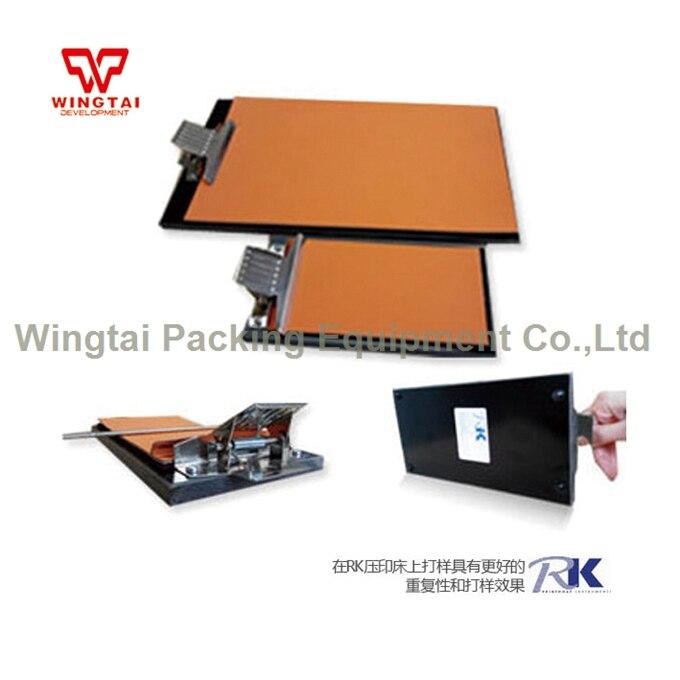 RK Impression Bed / Hand Drawdown Board / Leneta Drawdown Plate планшет impression impad 1003
