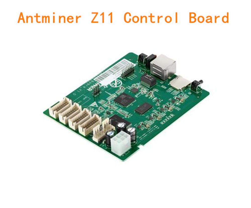 Antminer Z11 Control Board Motherboard Replace The Bad Control Board For Antminer Z11 From Bitmain