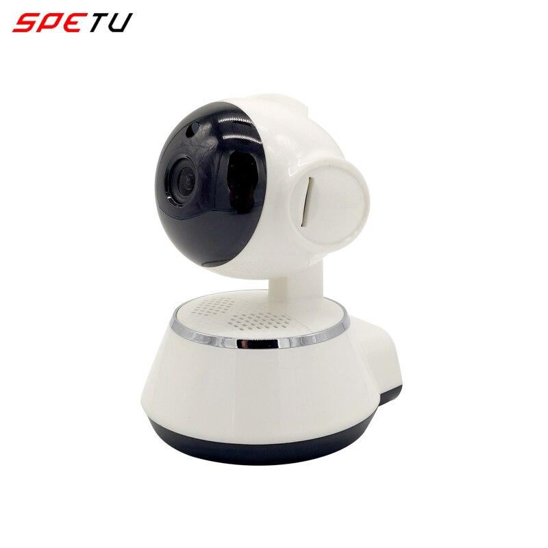 Caméra IP de sécurité à domicile sans fil caméra intelligente WiFi enregistrement Audio Surveillance bébé moniteur HD Mini caméra de vidéosurveillance à Vision nocturne V380