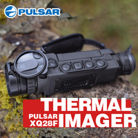Pulsar XQ28F 38F 50F thermal imager night vision goggles hunting goods infrared camera thermal imager for hunting tactical