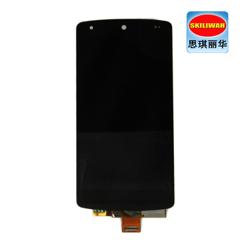 Free Shipping For LG Google Nexus 5 D820 D821 LCD Display + Touch Screen with Digitizer Assembly new lcd touch screen digitizer with frame assembly for lg google nexus 5 d820 d821 free shipping