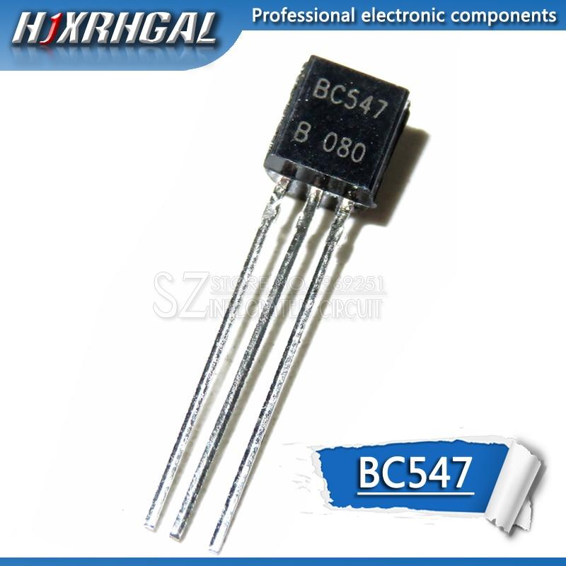 BC327-25 Transistor pnp 45V 0,8A 625mW TO92 von Fairchild