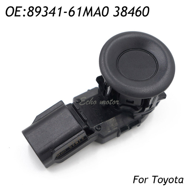 New 89341-61MA0/38460 PDC Parking Sensor Bumper Reverse Assist  For Toyota