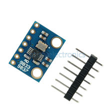 AD9833 Microprocessadores Programável Interface Serial Módulo DDS Gerador de Sinal Módulo Sine Onda Quadrada