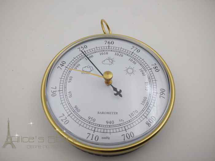 Online buy wholesale analog barometer from china analog for Barometer and fishing