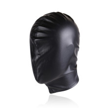 купить Adult Products Hood Mask Bdsm Bondage Sex Toy Bondage Restraint Hood Mask Fetish Hood Role Play Sex Toys For Couples дешево
