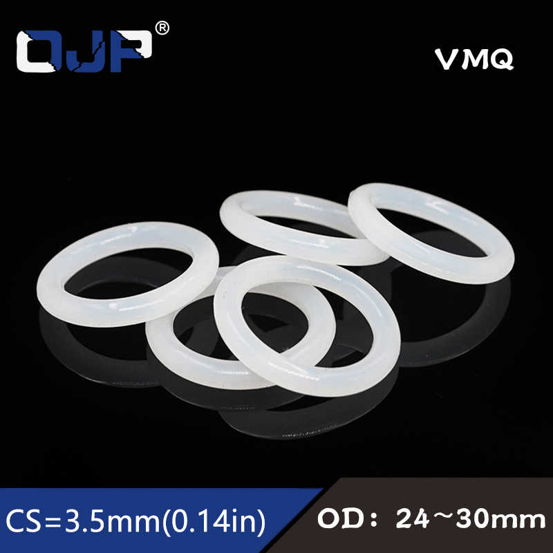 10 St/ück 5,7 cm Innendurchmesser O-Ring 6,5 cm Au/ßendurchmesser 0,4 cm Breite Flyshop Gummidichtung Schwarz