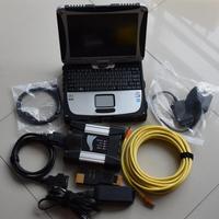 2019.05V for BMW icom next c scanner ICOM A+B+C for BMW with software for BMW icom a3 with cf19 laptop 8GB Ram