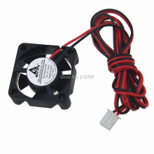 10pcs/lot 3D Printer Parts 3010 12V 2Pin 30mm 3CM 30x30x10mm DC Mini Brushless Cooling Duct Fan