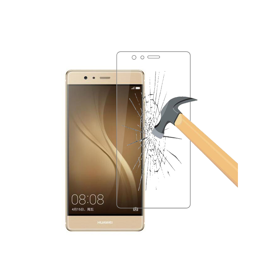 2pcs 0.26mm 9H  Premium Tempered Glass For Huawei P9 Screen Protector Protective Film Glass For Huawei P9 Glass