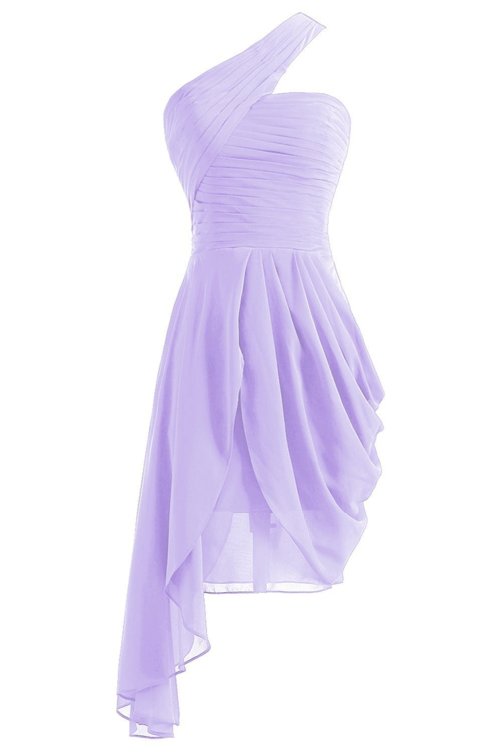 Bridesmaid Dresses Knee Length Short Formal Party Abendkleider Chiffon 16 Color Bridesmaid Gown Robe De Soiree