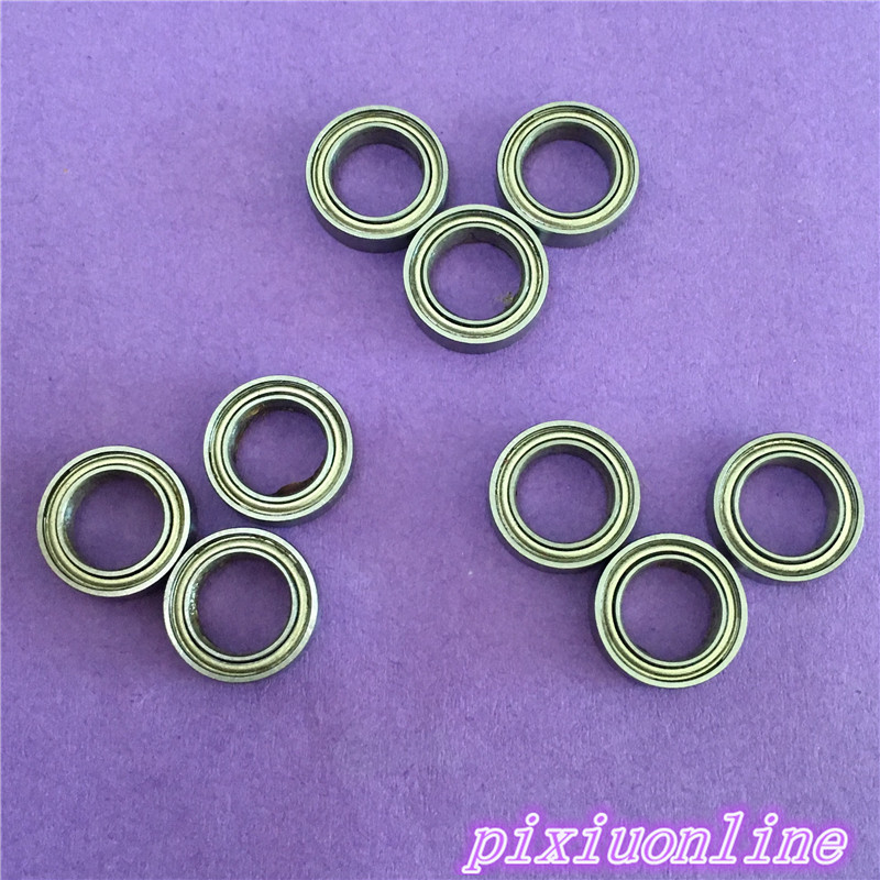 10PCS YT1398Y MR117ZZ Bearing 7*11*3 mm Miniature Bearings Sealed Bearing Enclosed Bearing High Quality On Sale f 846067 01 f846067 846067 automobile transmission bearings 56x86x25 mm bearing good quality auto bearing