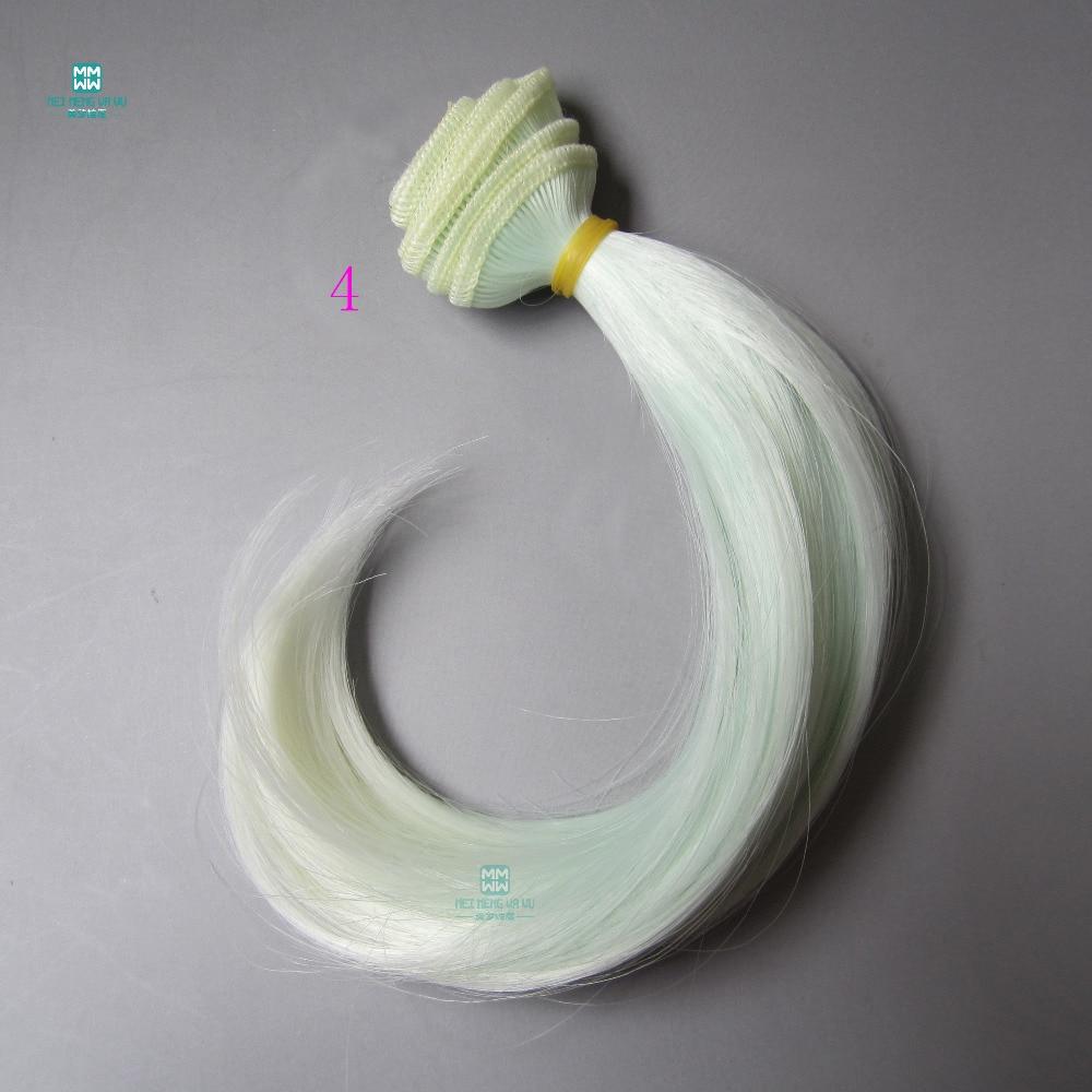 15cm * 100cm Dollstillbehör hår för dockor 1/3 1/4 1/6 BJD / SD - Dockor och tillbehör - Foto 4