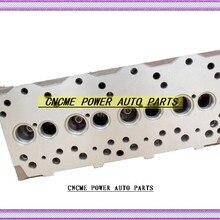 4D95 Головка блока цилиндров двигателя 6204131100 для экскаватора KOMATSU