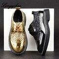 Longqubao zapatos para niños 2019 nuevos zapatos de pasarela para niños y niñas zapatos de actuación de Piano zapatos de silla de escuela zapatos Casuales