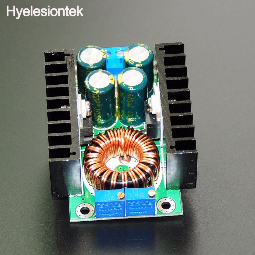 300W 9A DC CC CV Buck Converter 7-40V to 1.2-35V Step-Down Power Supply Step Down Module Adjustable Voltage Regulator LED Driver waterproof regulator module step up dc 10v 12v 18v to dc 19v 15a 285w for solar power system voltage converter transformer
