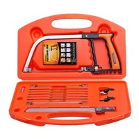12 Pcs/Set Hand Saw Kit Magic Multifunction Cutter Tools for Glass Wood Metal CLH@8
