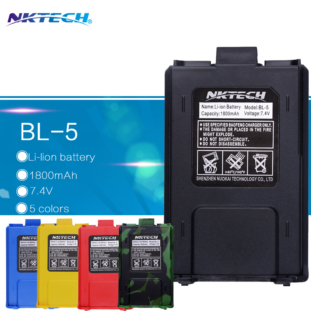 bilder für Baofeng UV 5R original-akku Kapazität funksprechgerät batterie 1800 mAh für UV-5R UV-5RE UV5RE Baofeng zubehör