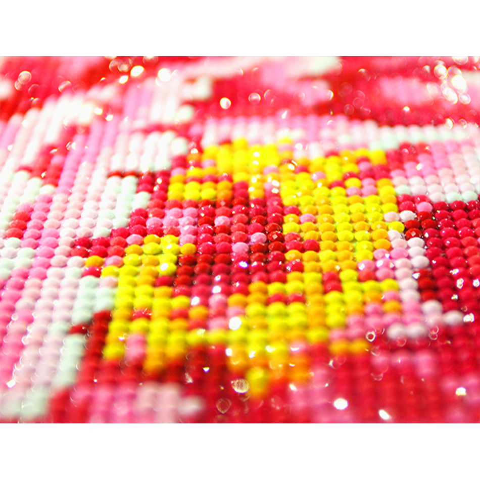 Diamond Embroidery 5D Diamond Cross Stitch Crystal Full Diamond Decorative Diy Diamond Painting Duck On The River