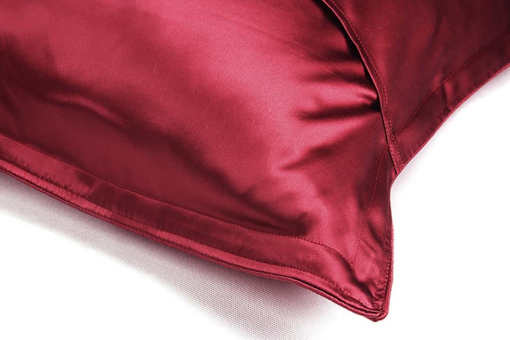 Zijde Oxford kussensloop 1 st 100% 19mm beide zijden zijden - Thuis textiel - Foto 6