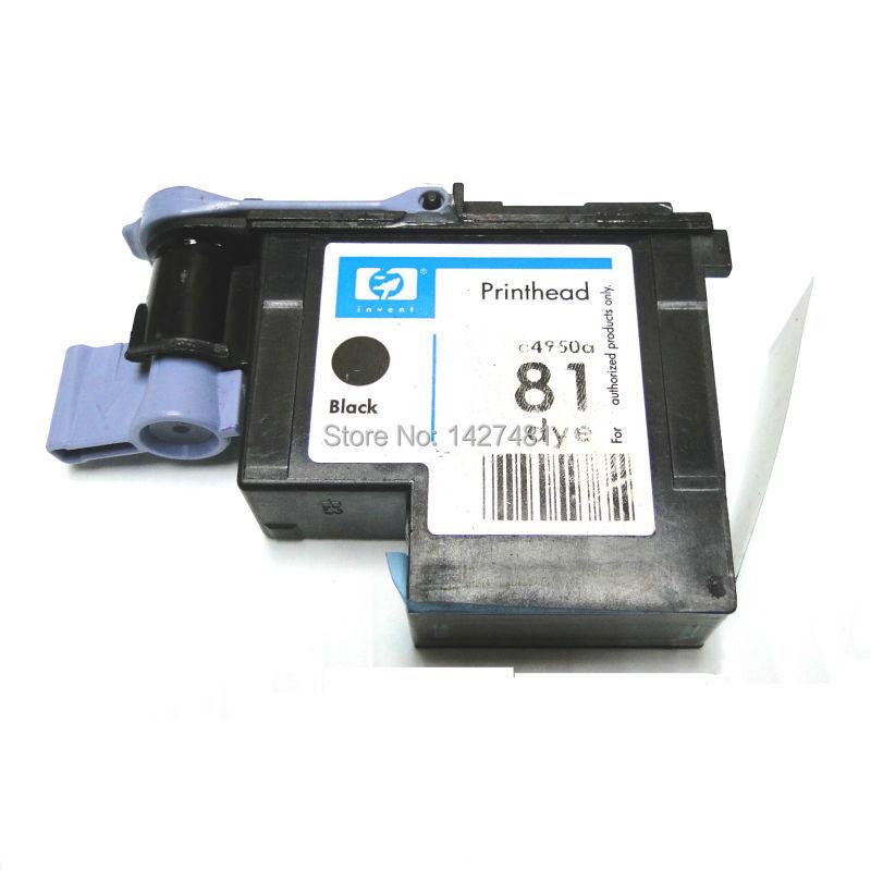 One of them C4950A C4951A C4952A C4953A C4954A C4955A compatible hp 81 printhead Designjet 5000 5000ps 5500 5500ps printer head