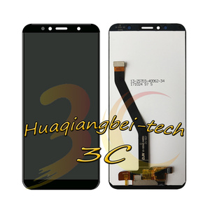 Image 2 - 5.7 Nuovo Per Huawei Honor 7A Pro AUM L29 DIsplay LCD Touch Screen Digitizer Assembly + Telaio di Copertura Per Huawei honor 7C AUM L41