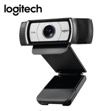 logitech C930c HD Smart 1080P Веб-камера с крышкой для компьютера объектива Zeiss USB видео камера 4-кратное цифровое приближение веб-камера