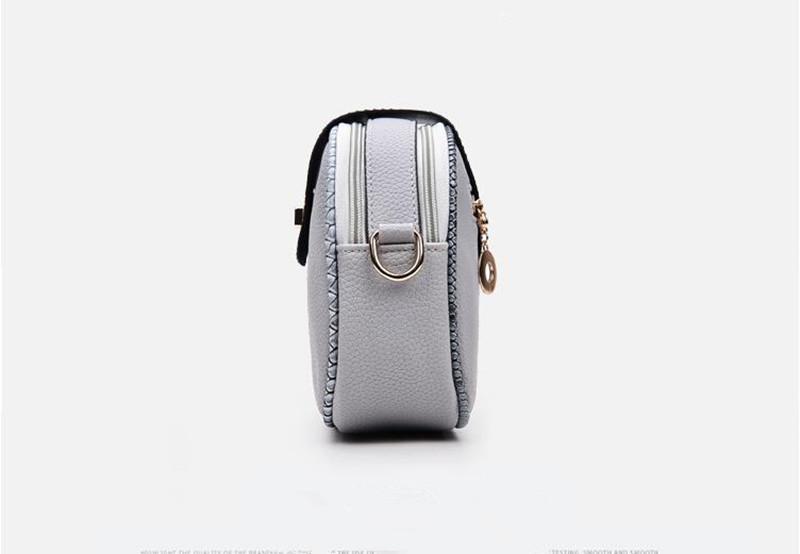 10 grey women handbag