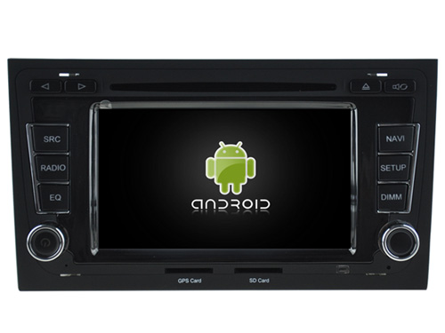 FOR AUDI A4 S4 RS4 2002 2008 Android Car DVD Player Gps Audio Multimedia Auto Stereo