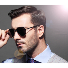 2017 TAC Polarized alloy frame Pilot Driving Men Sunglasses Fashion  Frame Brand Designer Retro  Sun Glasses men Eyewear