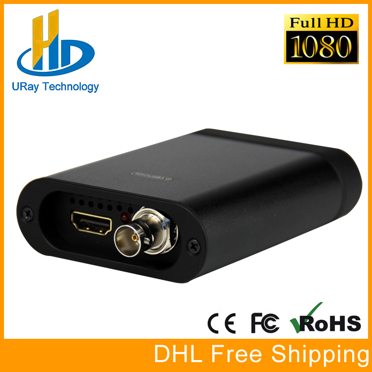 Full HD 1080 P 1080I HDMI SDI Vidéo Carte de Capture USB3.0 jeu Capture Dongle HD Vidéo Audio Grabber USB Pour Windows, Linux