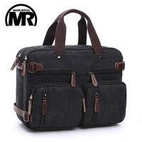 Original Z L D Canvas Leather Men Travel Bags Hand Luggage Bags Men Duffel Bags Travel