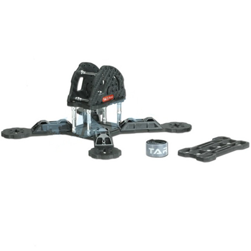F18893 Tarot TL190H2 190mm Carbon Fiber FPV Racing Frame Kit w/ 4mm Arm for DIY RC Camera Drone Accessory Mini Quadcopter