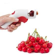 1 шт. креативные вишни питтеры искусственные фрукты инструменты быстрое удаление семян вишни удалители энуклеат держать полный ОК 0496