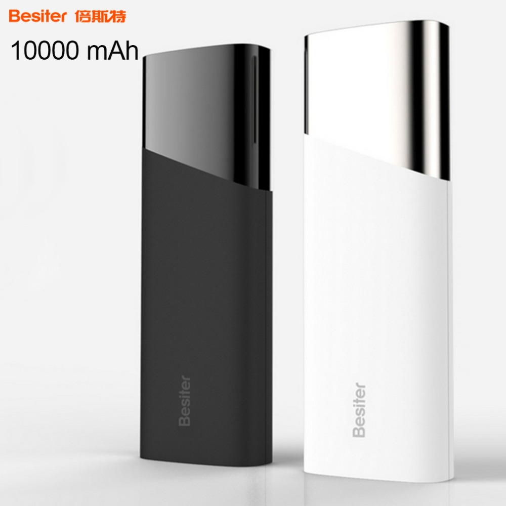 100 Original Besiter 10000mAh font b Power b font font b Bank b font Portable External