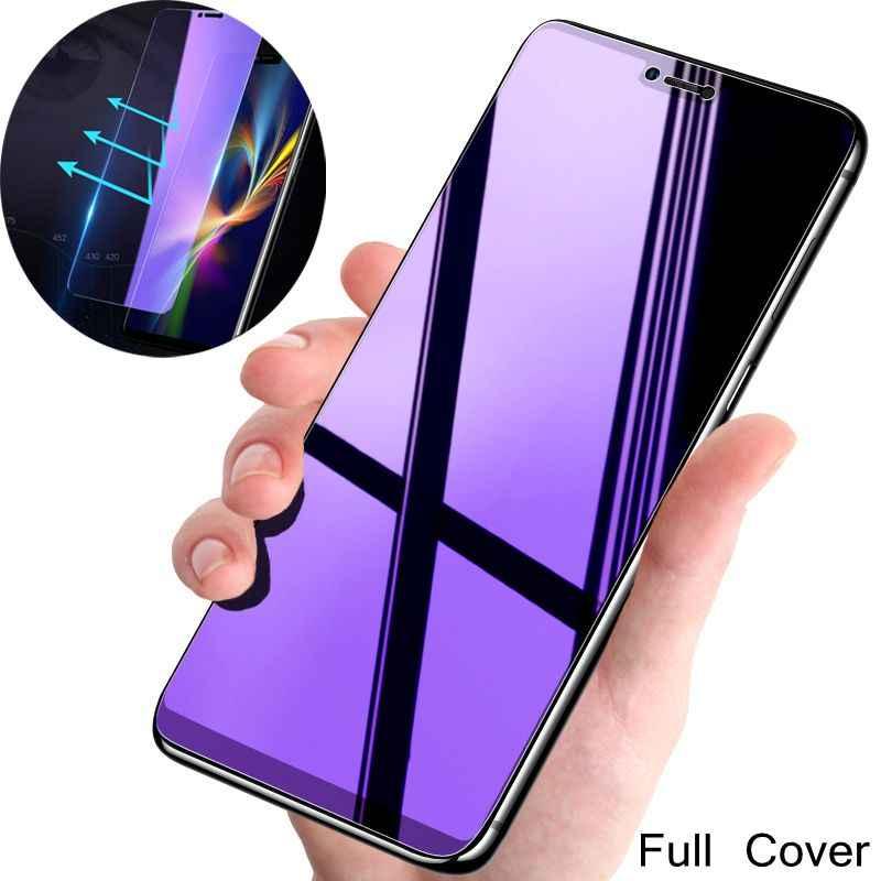 ZHANGYUNSHENG 25 PCS AG Matte Anti Blue Light Full Cover Tempered Glass for Xiaomi Mi 9 zys
