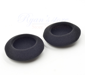 Image 3 - Defean 5 pairs / 10pcs Replacement foam cushion pillow for headphone headset 35mm 40mm 45mm 50mm 55mm 60mm 65mm 70mm 75mm 48mm