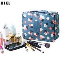 HJKL New pattern Outdoor Girl Makeup Bag Women Cosmetic Bag