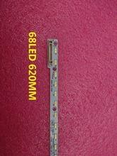 Nouveau 1 pièces 68 LED 620 MM LED bande V500H1 LE6 TREM7 pour V500HJ1 LE8 LED 50M5580AF
