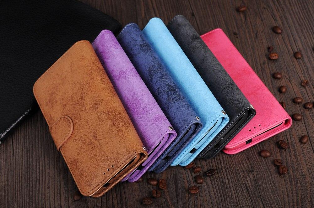 För Samsung Galaxy S8 Väska Flip Wallet 2 i 1 Avtagbar Retro Slim - Reservdelar och tillbehör för mobiltelefoner - Foto 6