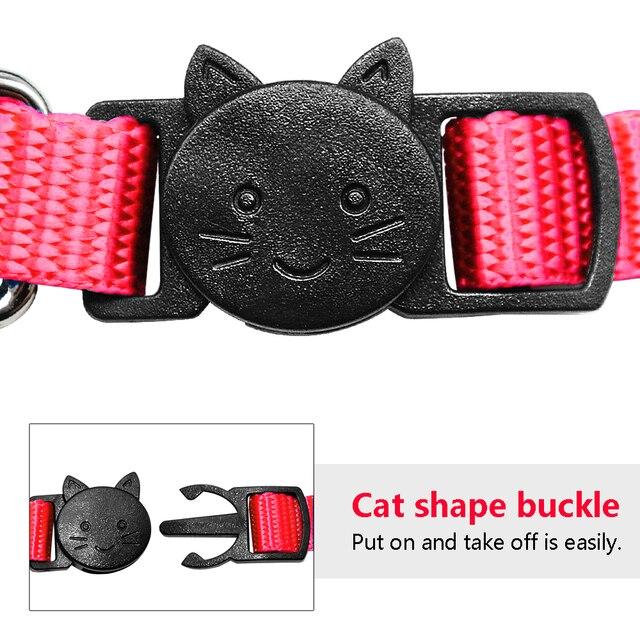 Quick Release Cat Collar 3